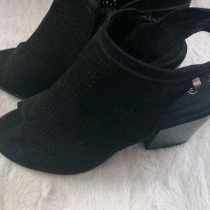 LIKE NEW worn once..Revamped by sirens heels